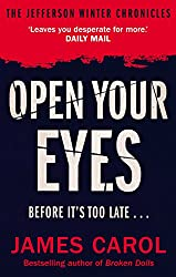 Open Your Eyes (A Jefferson Winter Novella Book 3) (English Edition)