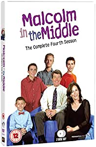 Malcolm in the Middle: The Complete Fourth Season [DVD]