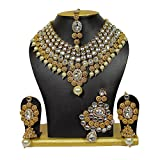 Shining Diva Bollywood Bridal Kundan Jew...