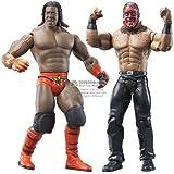 WWE Adrenaline Series 21 Booker T Vs. Boogeyman by Wrestling