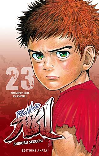 Prisonnier Riku - tome 23 (23)