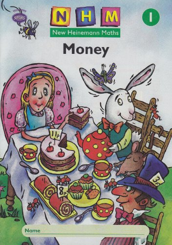 New Heinemann Maths Yr1, Money Activity Book (8 Pack): Year 1