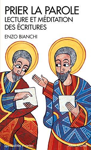 Book's Cover of Prier la parole  Introduction à la lectio divina