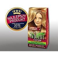 Venita Multi Color cura colore per capelli con olio di Argan e macadamiaöl Biondo Miele (Honey Blonde) n. 8.3