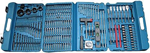 Makita P-44046 Bohrer-/Bit-Set 216-tlg