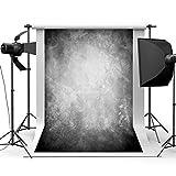 Aisnyho Fotografie Hintergrund Requisiten Foto Booth Kulisse Betonmauer Vinyl Hintergründe für Porträt Studio Video Bilder 1,5 * 2,1m/5×7ft