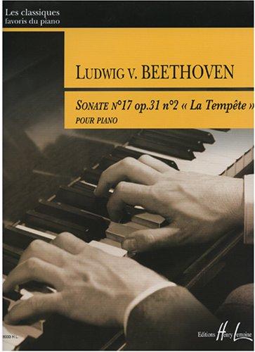Sonate n°17 en ré min. Op.31 n°2 La Tempête