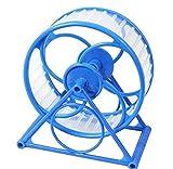 Ari_Mao 1 stück Hamster Laufband Fitness Übung Gewichtsverlust Spielzeug (Gelegentliche Farbe)