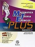 Matematica teoria esercizi. Plus. Per la Scuola media. Con DVD. Con e-book. Con espansione online: 3