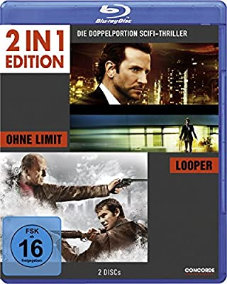 Ohne Limit/Looper (2 in 1 Edition) [Blu-ray]