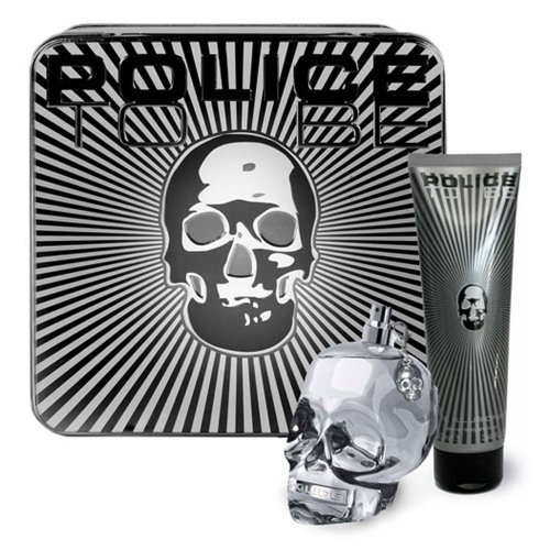 Police To be The Illusionist EDT Gift Set 75ml + Shower Gel 100ml