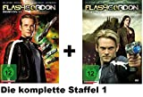 Flash Gordon Komplette Staffel 1 Season I Folgen 1-21