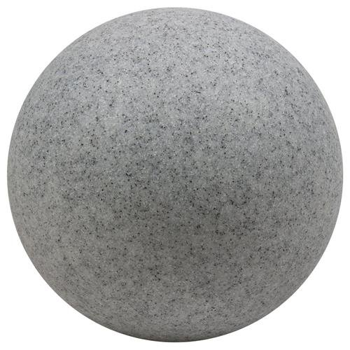 garten bodenleuchten Heitronic LED Bodenleuchte Mundan Granit IP44 | 11W | 35956