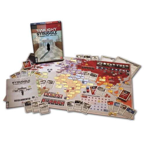 Twilight Struggle - La Guerra Fría, 1945-1989