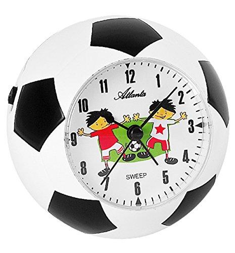 Atlanta Kinderwecker Fußball WM Melodie Analog - 1198
