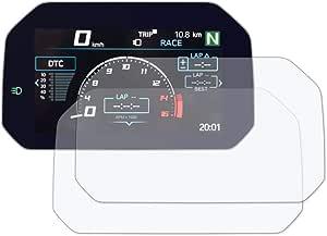 Speedo Angels Nano Glass Displayschutzfolie Tachoschutzfolie Für S1000rr 2019 X 2 Auto