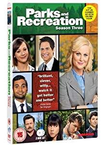 Parks & Recreation Season Three (UK Release) [Import anglais]