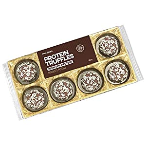 Body Attack Protein Truffles – 10 er Pack, 10 x 80g (Chocolate)
