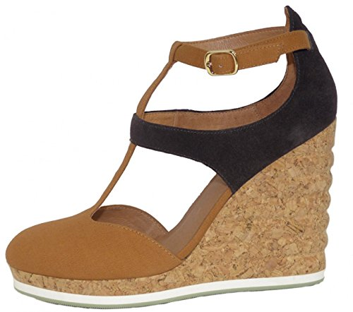 flip*flop Murkudis luca, Sandali donna Marrone nature choco, Marrone (nature choco), 37