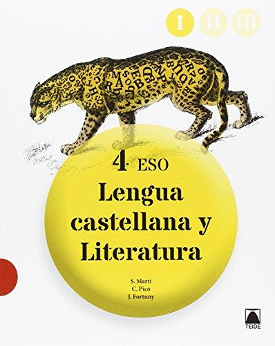Lengua castellana y literatura 4 ESO - ed. 2016 - 9788430791576