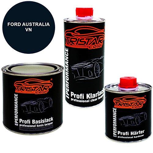 Preisvergleich Produktbild 1, 25 Liter 2K Lack Set FORD AUSTRALIA VN VANISH P. ab 2011 - Profi Autolack spritzfertig & Klarlack & Härter
