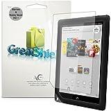GreatShield Screen Shield Barnes & Noble Nook HD+ - Anti-Glare - 3 pack