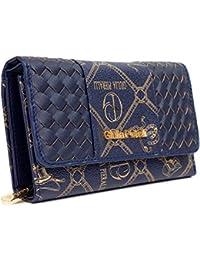 3d02ef46cc274 Halal-Wear Kleine Damen Geldbörse von Giulia Pieralli Portemonnaie  Umlaufender Reißverschluss mit Clippverschluss viele…