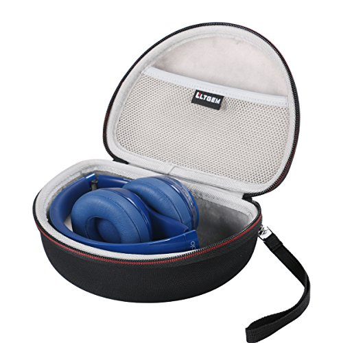 LTGEM EVA Hard Case Travel Carrying Pouch Cover Storage Bag für Beats by Dr. Dre Solo2/Solo3 Wireless On-Ear Kopfhörer Headphones - 3