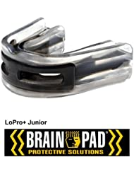 Brain-Pad LoPro+ - Protector bucal infantil] azul azul