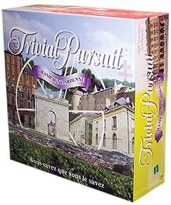 Winning Moves - Jeu de société - Trivial Pursuit Champagne Ardennes