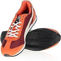 Puma - Rio Speed - 35526618 - El Color: Rojo Burdeos-Blanco-Naranja - Talla: 42.0