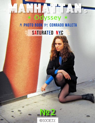 Manhattan Odyssey #2: A book fro travelers (English Edition)