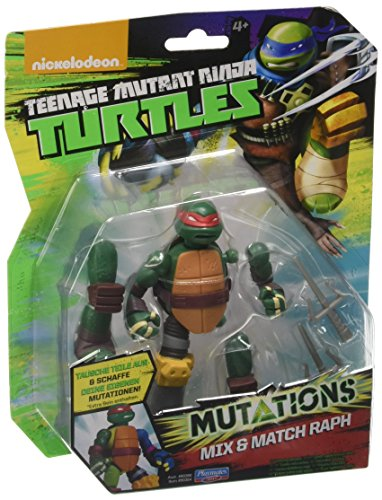 (Teenage Mutant Ninja Turtles – Figur Mutations, Raphael, 12 cm)