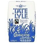 Tate & Lyle Fairtrade Granulated Cane...