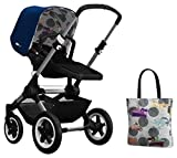 BUGABOO Bee3 Zubehör Set Andy Warhol Banana black