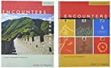 Encounters Student Book 1 Print and Digital Bundle (Encounters: Chinese Language and Culture)