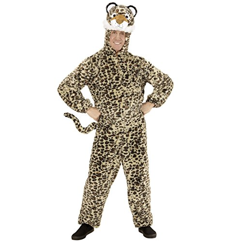 Leopard Kostüm Erwachsene - Widmann 97137 Erwachsenen Kostüm
