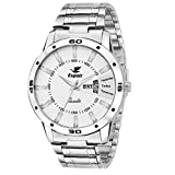 #6: Espoir Analogue White Dial Men's Watch- Luke0507