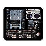 CafePress–DJ Mousepad. Digital DJ 's Best Friend–rutschfeste Gummi Mauspad, Gaming Maus Pad