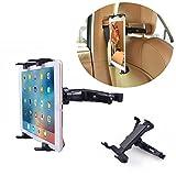Universale Autositz Tablet Halter Für MEDION LIFETAB S10345 (MD 99772) - Tablet Pc Sitz Halterung - Auto Halter für den Autositz 7 - 12 Zoll