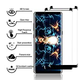 AAJO Galaxy Note 8 Screen Protector, [2 Pack] Tempered Glass Screen Protector[Case Friendly] 9H Hardness,Anti-scratch,Bubble-Free,Anti-Fingerprint HD Screen Protectors Film for Samsung Galaxy Note 8