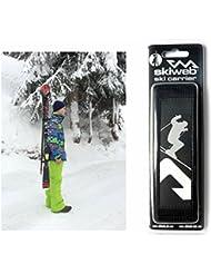 Portaesquís Skiweb - diseño clásico