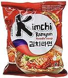 Nong Shim Nouilles Instantanées Kimchi Ramen 120 g - Pack de 20...