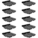 MASTERFIT Wall Mount Set Top Box Stand Set Of 10