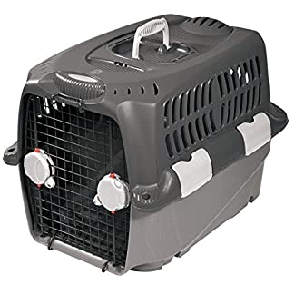 Dogit Cargo Dog Carrier with Gray Base and Top, 48-1/2-Inch 51jNz5i1UOL