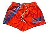 DSQUARED costume da bagno uomo boxer corto D7B641950.64748 arancione TG. 48