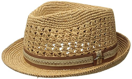 tommy-bahama-mens-vent-crochet-raffia-fedora-tea-large-x-large