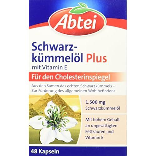 Abtei Schwarzkmmell Plus 48 Kapseln