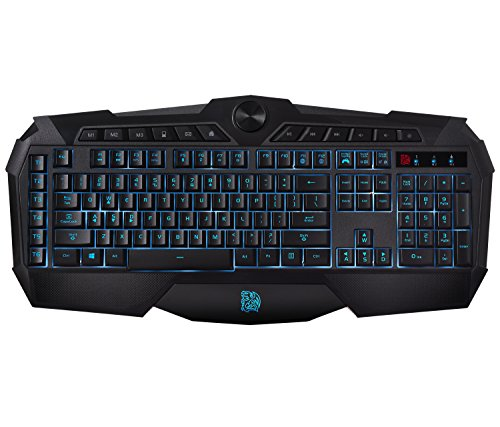 Thermaltake Gaming Keyboard (KB-CHM-MBBLUS-01) 51jO13x88VL