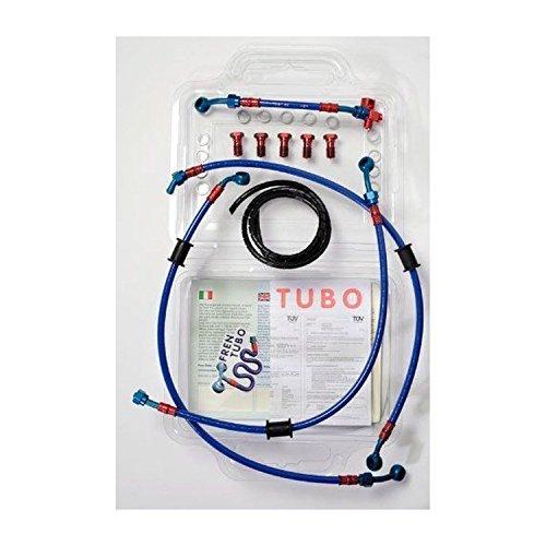 Fren tubo Kit tuyau de frein BMW R 80 ST Double disque 1982/1984 Cod. 100057 – 3